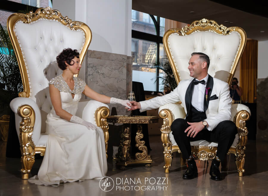 Golden Throne Chairs for Rent!