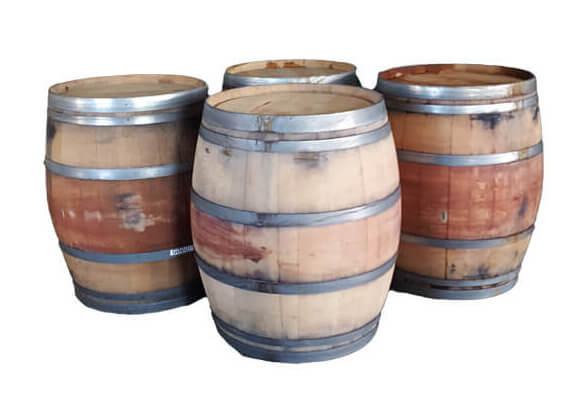 Whiskey Barrels | Uniquely Chic Vintage Rentals