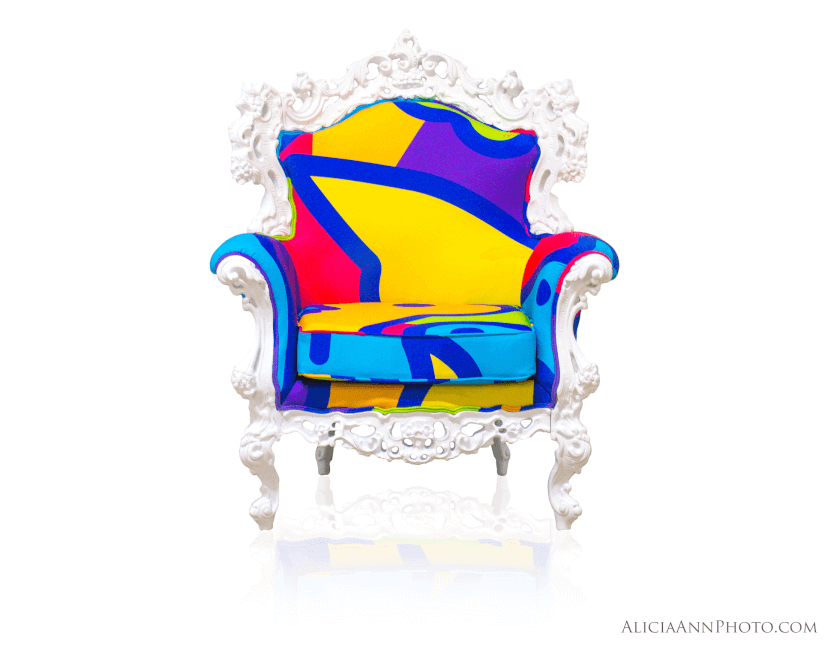 Nickelodeon Chair!