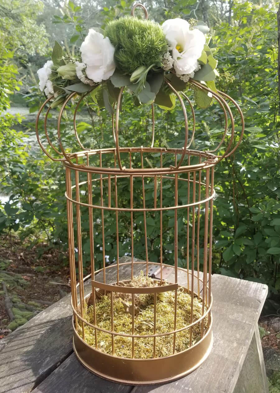 Gilded Birdcage | Uniquely Chic Vintage Rentals