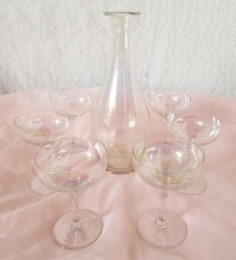 Glassware | Uniquely Chic Vintage Rentals