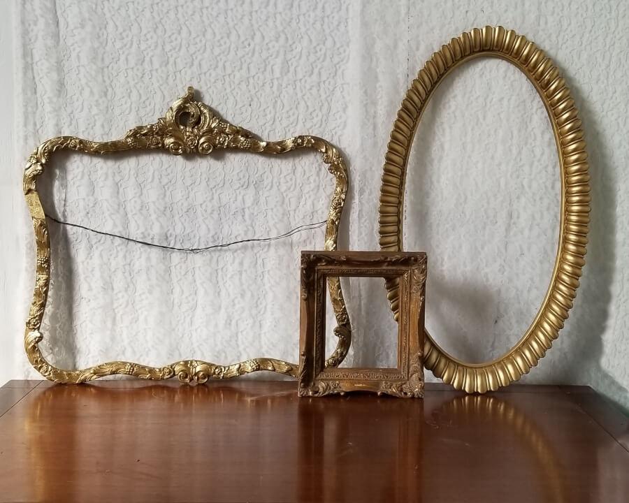 Miscellaneous Vintage Frames | Uniquely Chic Vintage Rentals