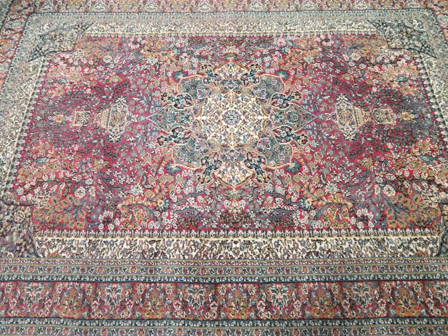 Oriental Rug (Detail)   Uniquely Chic Vintage Rentals