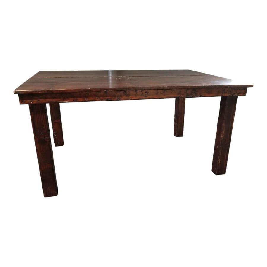 Farmhouse Table   Uniquely Chic Vintage Rentals