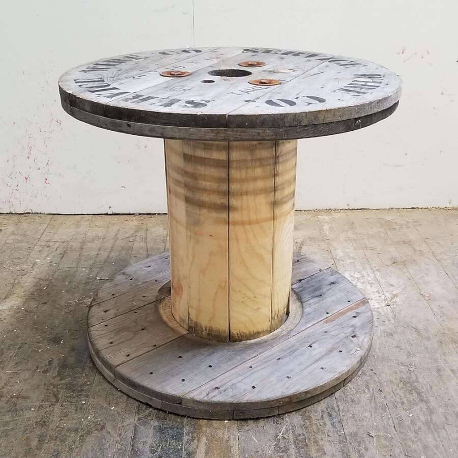 Rustic Spool | Uniquely Chic Vintage Rentals