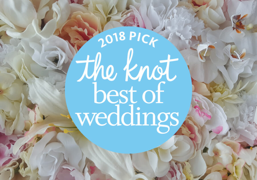 See us on the Knot!