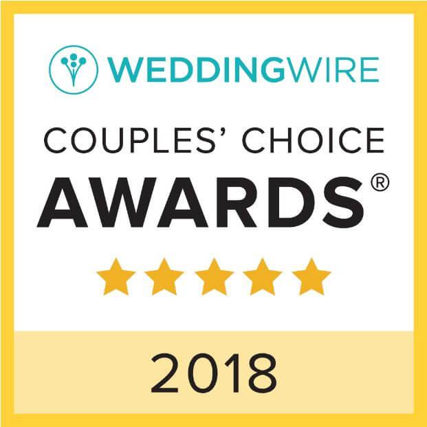 2018 Couples' Choice Award
